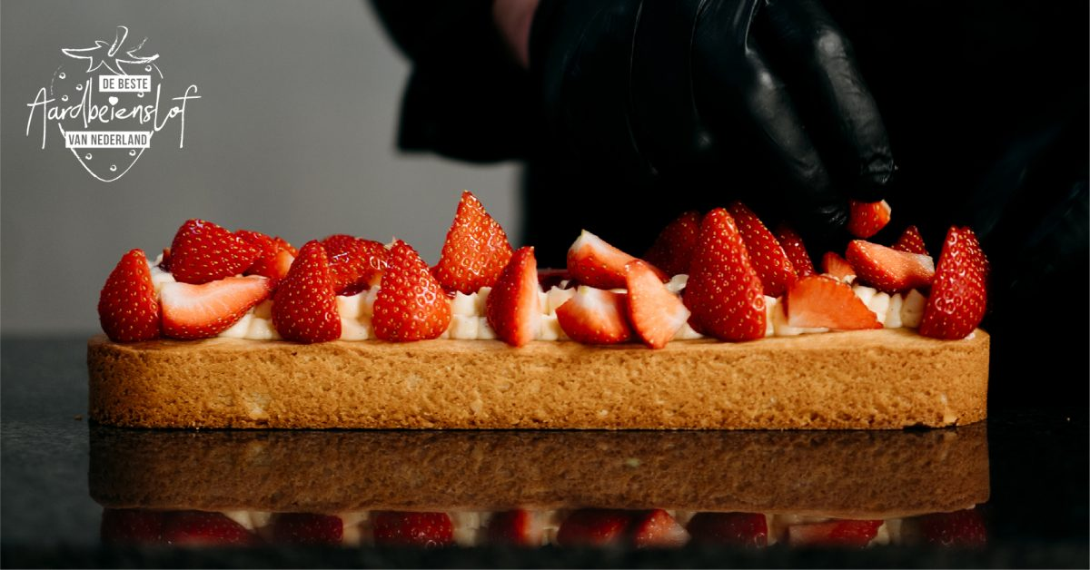 De beste aardbeienslof van Nederland