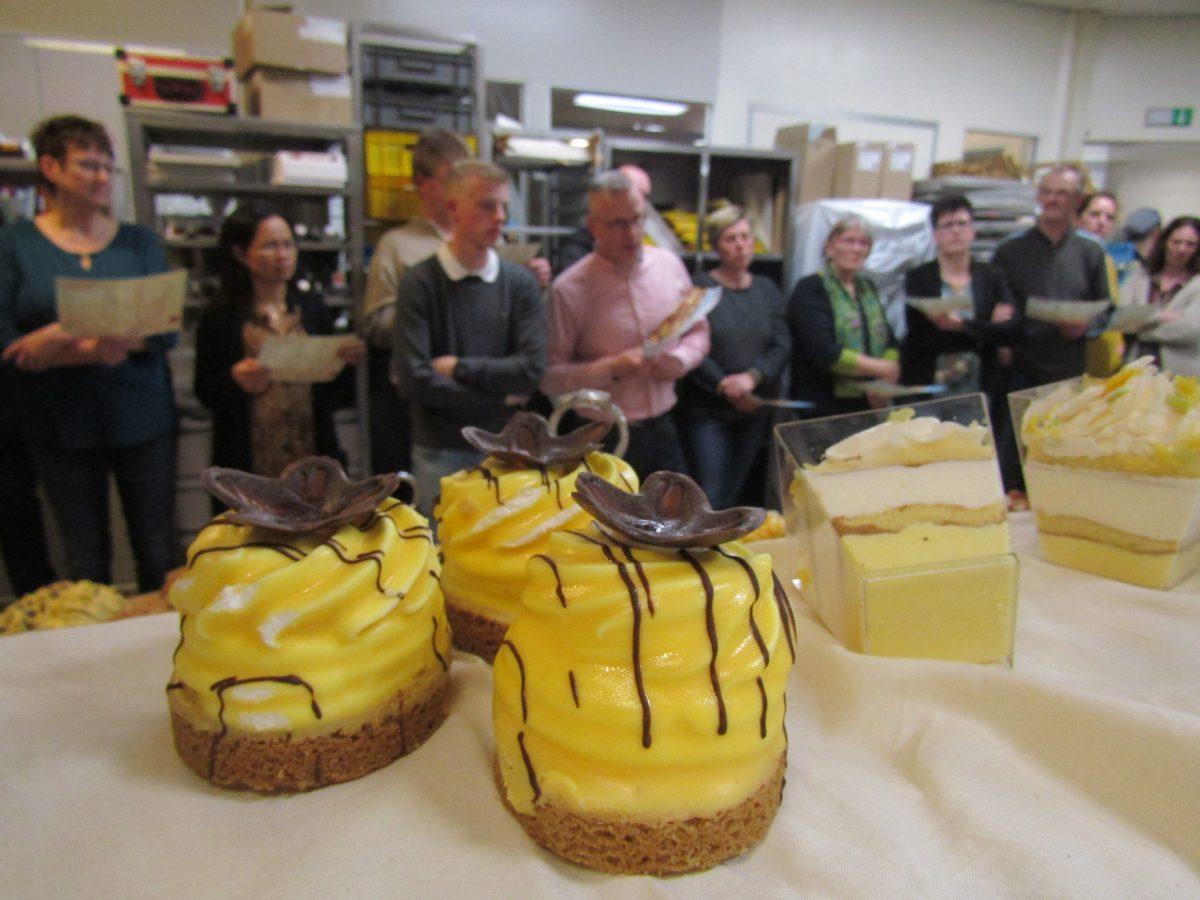Bij Bakkerij van Esch trainen medewerkers elkaar.