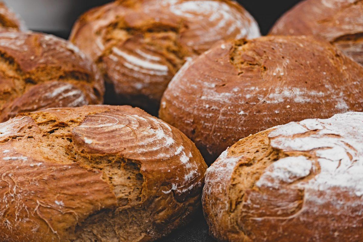 Kombucha van retourbrood is een lastig proces.